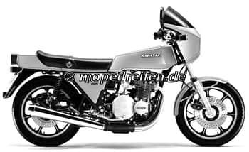 Z 1000 AB 1978-Z1F -AUSF.D BEKANNT ALS Z1R