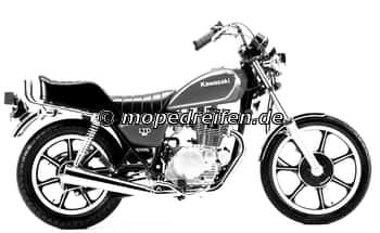 Z 250 LTD-KZ250C/G