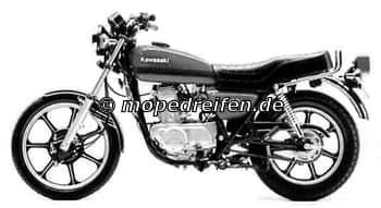 Z 250 C / Z250 LTD-KZ250C AUSF.C+G