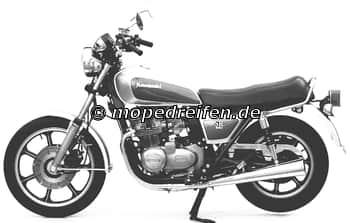 Z 650 SR-KZ650D