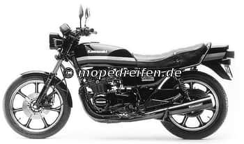 Z 750 GP AB 1983-KZ750E-R