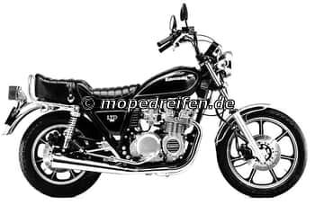 Z 750 LTD AB 1980-KZ750E-H