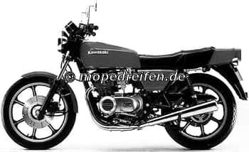 Z 500-KZ 500 B