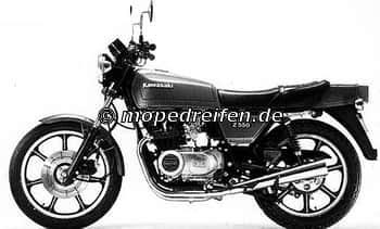 Z 550 F-KZ550B-A