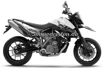 990 SUPERMOTO R / ABS AB 2008-LC8 (ABS-MODEL NO 180-60-17 SIZE ALLOWED!!)