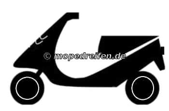 VESPA PK50 XL 2-000