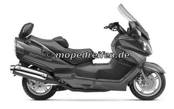 BURGMAN 650 (AN650) OHNE ABS-WVBU