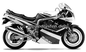 GSX-R 1100 1991-1992-GV73C