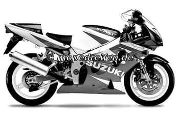 GSX-R 750 AB 2000 (K1-K2-K3)-WVBD
