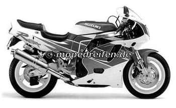 GSX-R 750 1992-1993 WASSERKÜHLUNG-GR7BB-A