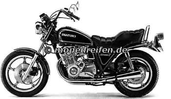 GSX 1100 L CHOPPER-GS110X AUSF.B / ABE B795