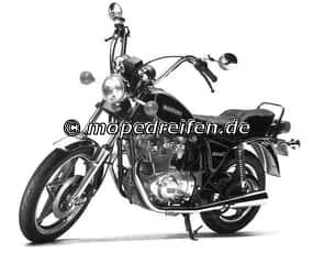 GSX 400 L CHOPPER AB FIN 700001-GS40X-B / ABE C240