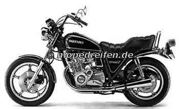 GS 1000 GL CHOPPER 16 ZOLL HINTEN-GS100G