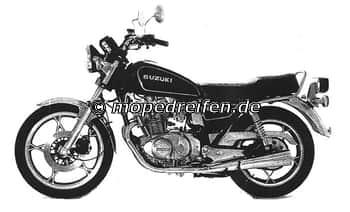 GS 450 L CHOPPER AB 1981-GS450 C
