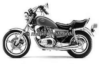 GS 450 L CHOPPER AB 1985-GL51D / ABE D869