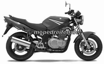 GS 500 F / U AB 2001-WVBK / BK