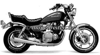 GS 850 L CHOPPER-GS850B