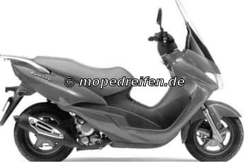(SCOOTER) EPICURO 125 (UC125 / UC125 U) AB 1999-AX / ABE K336