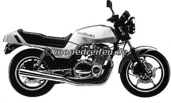 GSX 1100 E / ES AB 1980-GU71B