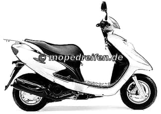 (SCOOTER) UE 125-WVBH