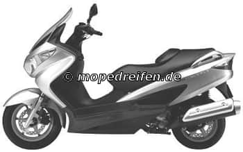 (SCOOTER) BURGMAN 125 AB 2002-BP