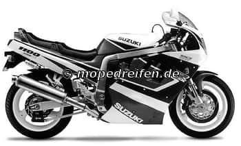 GSX-R 1100 1990-1992-GV73A/B