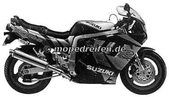 GSX-R 1100 W 1995-GU75B