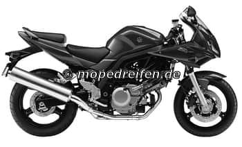 SV 650 S MIT ABS AB 2007-WVBY / e4****