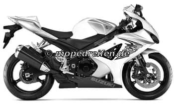 GSX-R 1000 AB 2007 (K7-8)-WVCL / e4****
