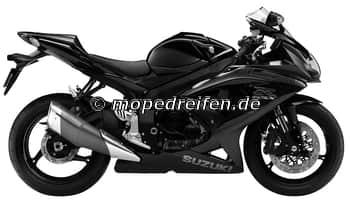 GSX-R 600 AB 2008 (K8-K9; L0)-WVCV