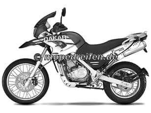 F650 GS DAKAR AB 2001-R13 / e1*92/61****