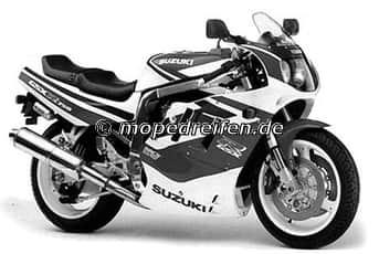 GSX-R 750 1990-1991-GR7AA, BA