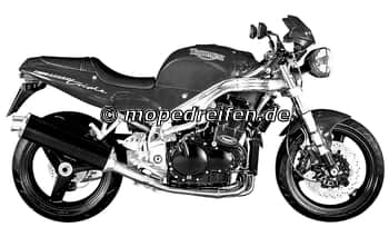 SPEED TRIPLE AB 1997-T509 / H682