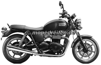 BONNEVILLE / SE 17 ZOLL VORNE-986MF
