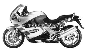 K1200 RS AB 1996 (HINTEN 5,50X17 ZOLL)-589 / ABE H646