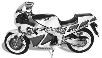 FZR 1000 AB 1987-2LA