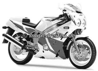FZR 600 BIS 1990-3RH / 3HE / 3RG