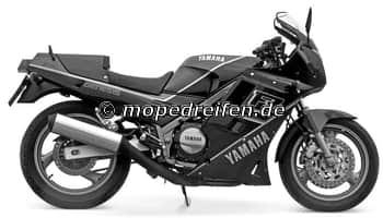 FZ 750 (17ZOLL) AB 1989-2KK / 3KT / 3KS