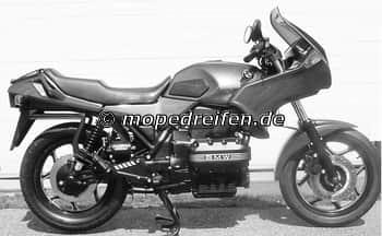 K75 S BIS 9/89-BMW75 / ABE D796-A
