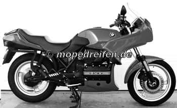 K75 S AB 9/89-BMW75 / ABE D796-B