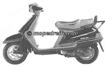 (SCOOTER) XC 125 BELUGA AB 1990-3TE