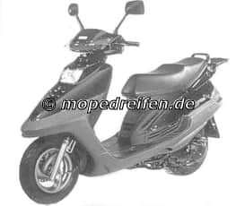 (SCOOTER) XC 125 T CYGNUS AB 1994-4NB