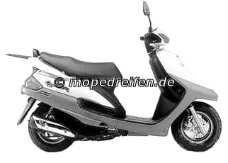 (SCOOTER) XC 125 T , TR-4NB