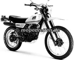 XT 250 BIS 1980-3Y3