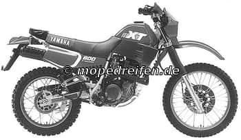 XT 600 E / K (90-95)-3TB