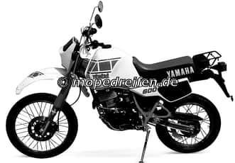 XT 600 Z (85-88)-55W