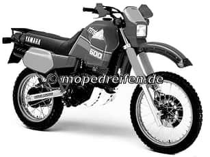 XT 600 Z TENERE-1VJ