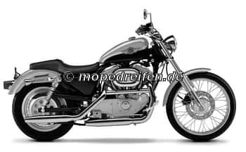 XL 883 C SPORTSTER CUSTOM 1999-2003-XL1 (XL53C)