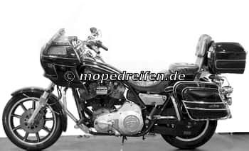 FXRT/FXRD SPORT GLIDE 1982-1992-FXR