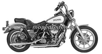 FXR SUPER GLIDE 1987-1994-FXR